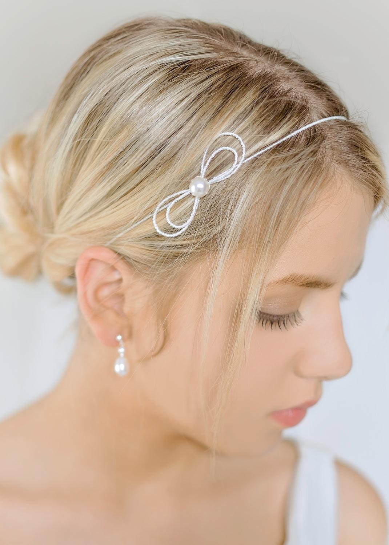 Alice bridal headband