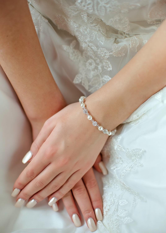 Bridal bracelet Innocence