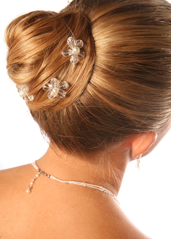 Bridal hair pins Fleur d'été