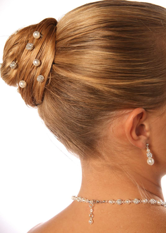 Bridal hair pins Innocence