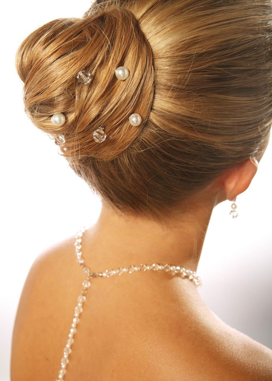 Bridal hair pins Douceur