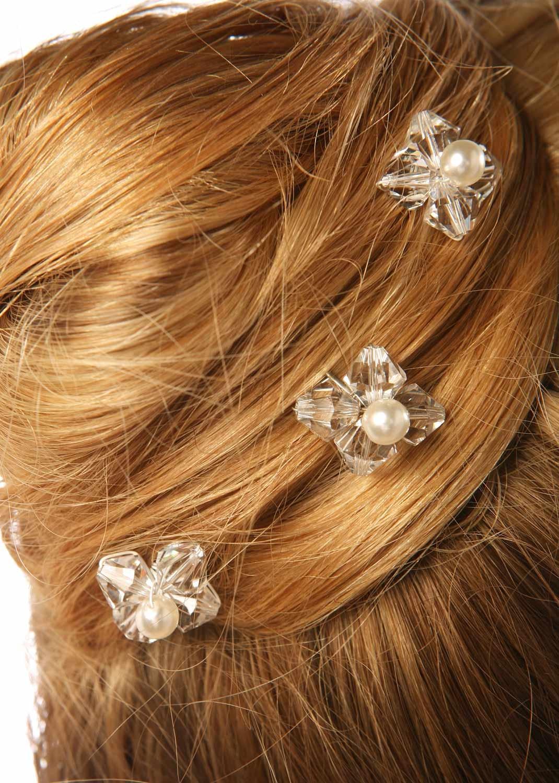 Bridal hair pins Elégance