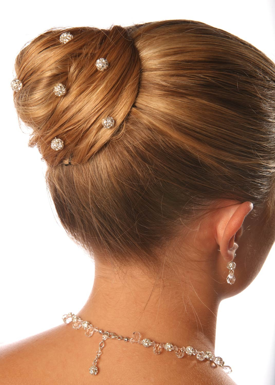 Bridal hair pins Gouttes