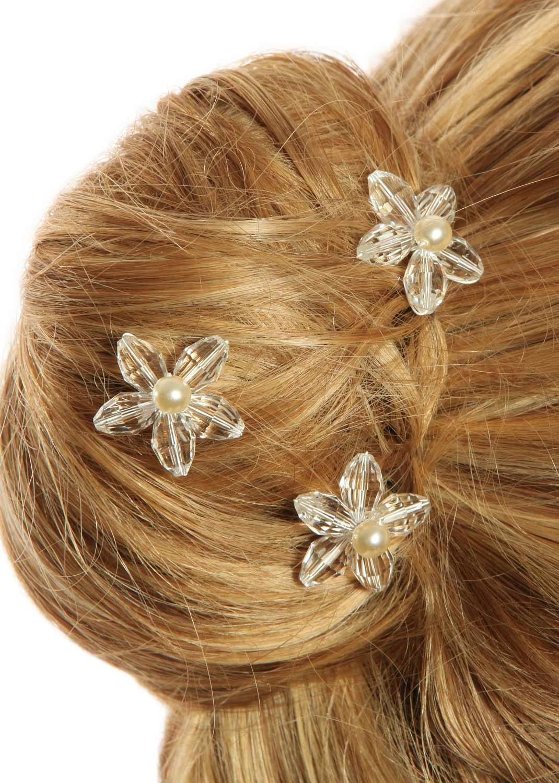 Bridal hair pins Lucie