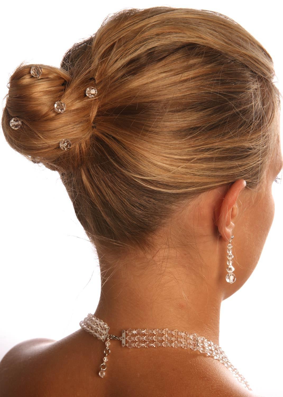 Bridal hair pins Lune