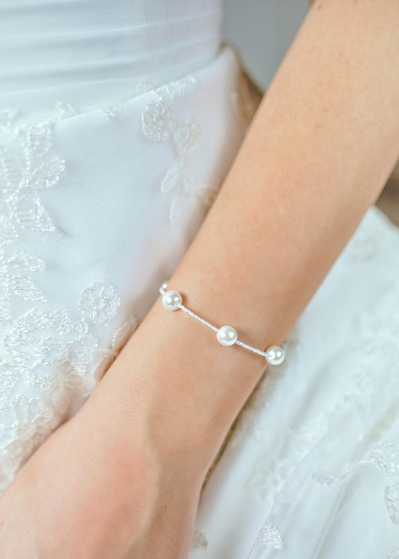 Elena bridal bracelet