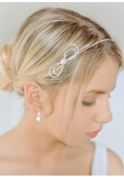 Alice bridal headband