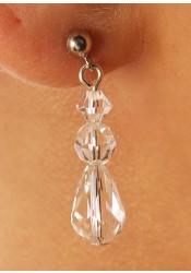 Wedding earrings Lys