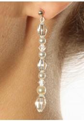 Wedding earrings Elisa