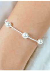 Elena wedding necklace