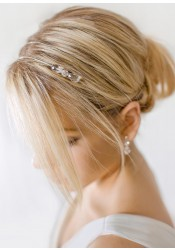 Sparkle bridal headband