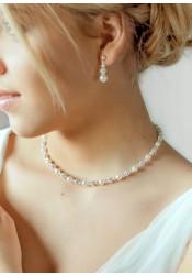 Bridal necklace Innocence