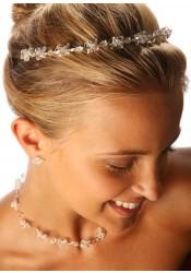 Cristal bridal tiara
