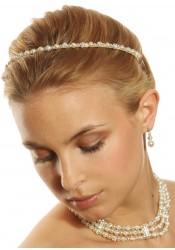 Bridal tiara Innocence