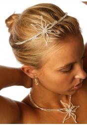 Bridal tiara Lys