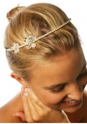 Bridal tiara Fleur d'été