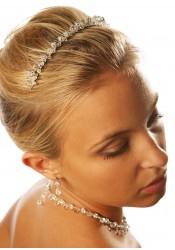 Bridal comb Gouttes