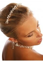 Bridal comb Idylle
