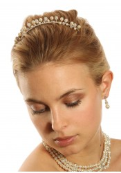 Bridal comb Innocence