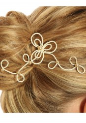 Bridal hair pin Féérique
