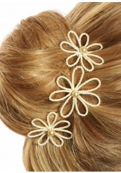 Bridal hair pins Joy