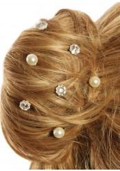 Bridal hair pins Idylle