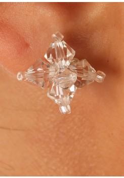 Wedding earrings Cristal