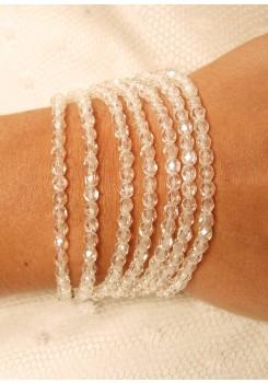 Bridal bracelet Cléopâtre