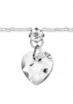 Bracelet mariage Cœur d'amour