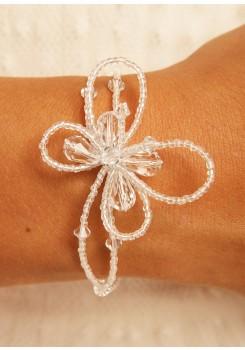Bridal bracelet Papillon