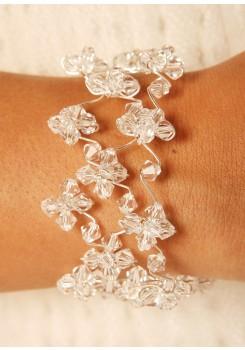 Bridal bracelet Starlight