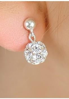 Carolina wedding earrings