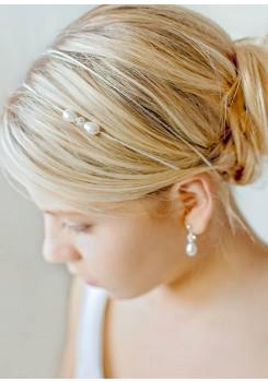 Anna bridal headband