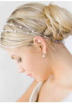 Elena bridal headband