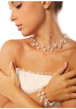 Bridal necklace Starlight