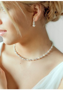 Bridal necklace Innocence