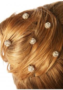 Wedding hair pins Gouttes