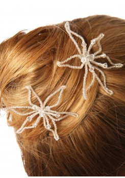 Wedding hair pins Lys