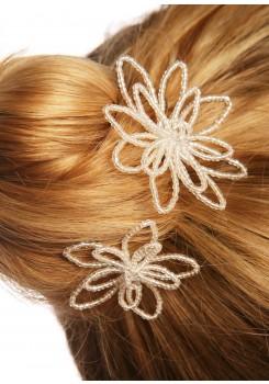 Wedding hair pins Etoiles