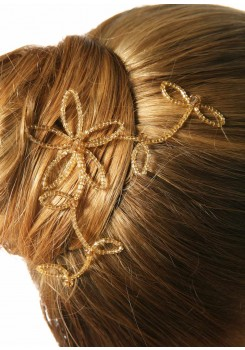 Bridal hair accessory Eve miel