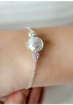 Eclat bridal bracelet