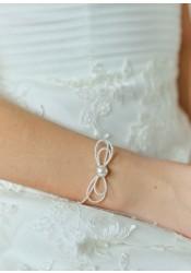 Alice bridal bracelet