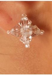 Cristal bridal earrings