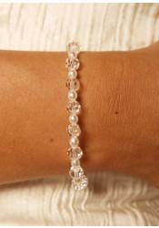 Douceur bridal bracelet