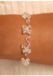 Elegance bridal bracelet