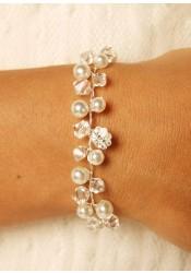Idylle bridal bracelet