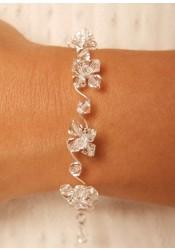 Cristal bridal bracelet
