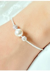Bliss bridal bracelet
