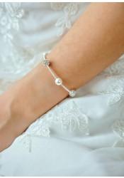 Lucie bridal bracelet