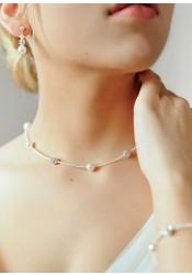 Lucie bridal necklace